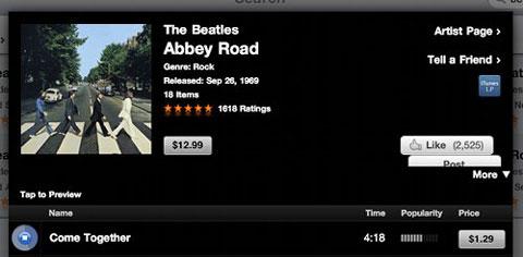 Descarga iTunes 10.6.3 8