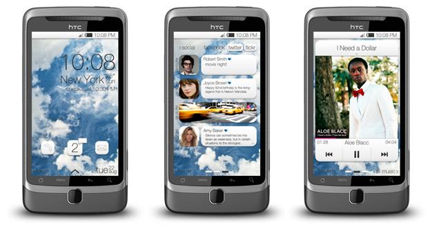 Videos comparativos del iPhone 3GS contra el HTC Hero 2