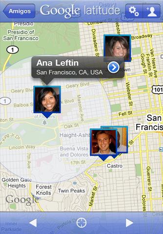 Descarga Google Earth 5.1 para Mac OS X 5