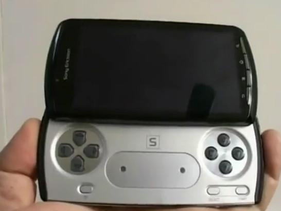 Zeus Z1, el PSP Phone, por primera vez en vídeo 1