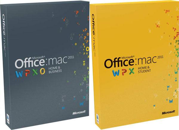 Prueba gratuitamente Office 2011 para Mac durante un mes 1