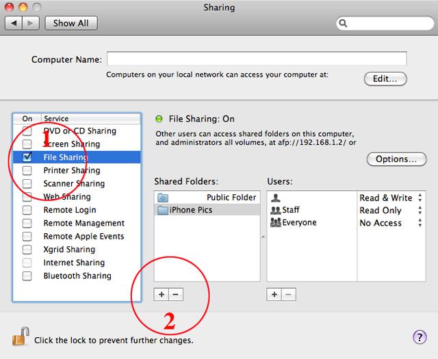 Transfiere tus fotos del iPhone a tu Mac por Wifi con PhotoToMac 4