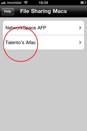Transfiere tus fotos del iPhone a tu Mac por Wifi con PhotoToMac 5