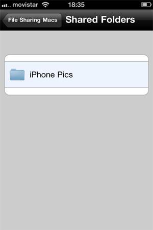 Transfiere tus fotos del iPhone a tu Mac por Wifi con PhotoToMac 7