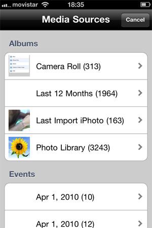Transfiere tus fotos del iPhone a tu Mac por Wifi con PhotoToMac 8