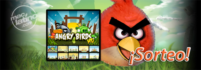 Angry Birds hará su arribo a Facebook en abril 5