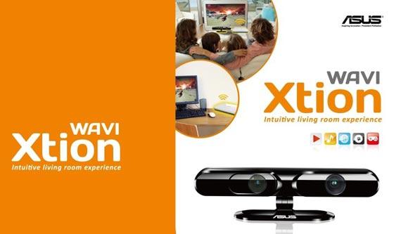 Asus Xtion y Asus Wavi, hermanos menores de Kinect pero para PC 2