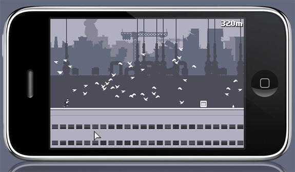 Mirror's Edge gratuito para iPhone e iPad 4