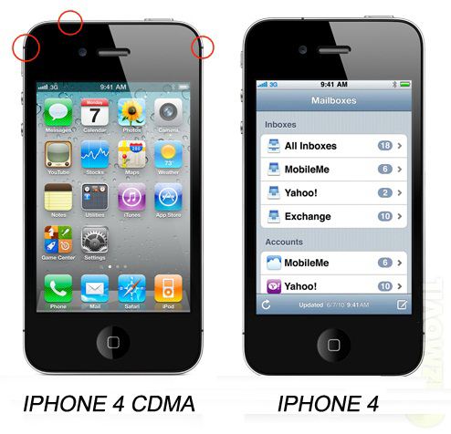 SID Display Week 2011 otorga el premio a la pantalla del año, a la retina display del iPhone 4 6