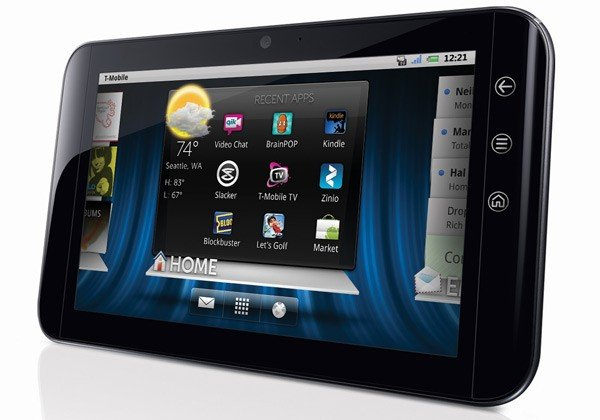 Motorola Xoom con Android 3.0 6