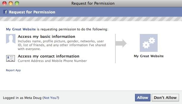 MySpace hace alianza con Facebook 5