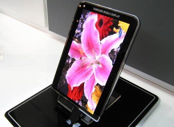 Vídeo demostración del Samsung Galaxy Tab, competidor del iPad 4