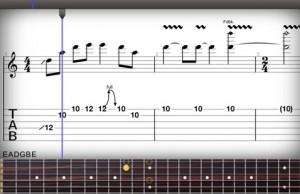 Guitar Pro para iPhone e iPad 1