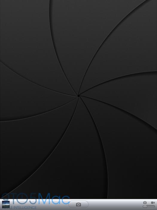 Se filtra la posible aplicación cámara del iPad 2 1