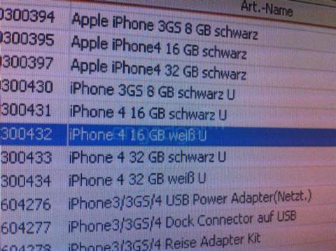 Encuesta revela, que los usuarios están satisfechos con el iPhone 4 6
