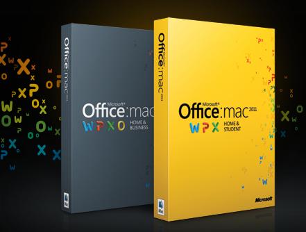 Office Mac 2011 de Microsoft, cajas y vídeo de presentación 5
