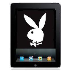 Apple permitirá a Playboy desnudos en el iPad 1