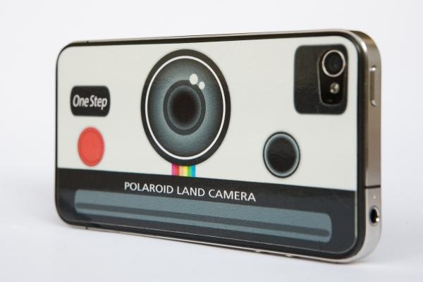Transforma tu iPhone 4 en una Cámara Polaroid 1
