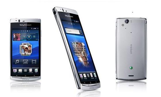 Primer vistazo al Sony Ericsson Xperia Arc 3
