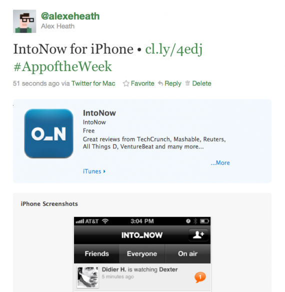 Tweetbot 1.8 para iPhone y iPod touch 6