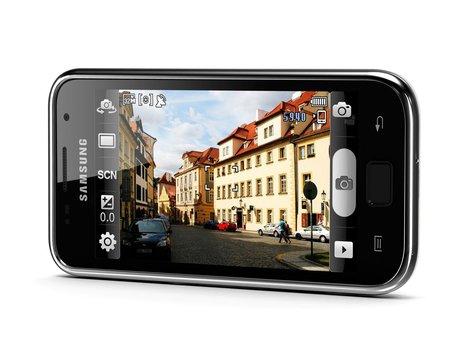 Samsung presenta: Galaxy S WiFi 4.0 Smart Player 1