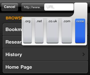 Portal: Un innovador navegador para iPhone 5
