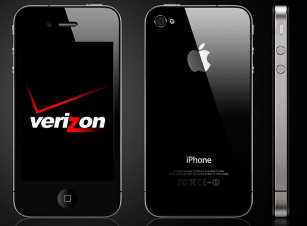 Primera imagen del iPhone 4 CDMA de Verizon 6