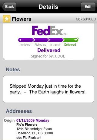 Get Moving, el monitor de actividad diaria para iOS 6