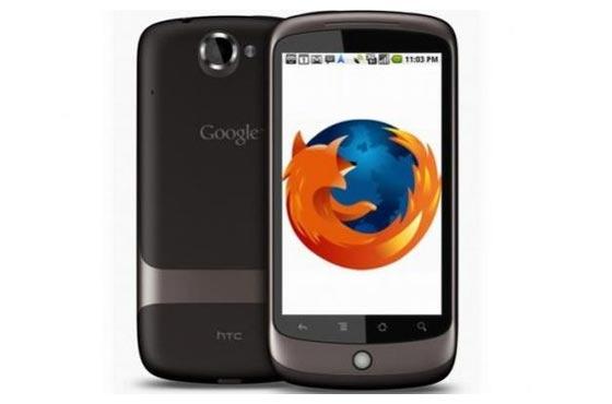 Mozilla lanza la beta de Firefox 4 para Android 1
