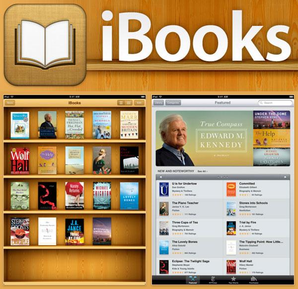 iBooks se actualiza a la versión 1.2 7