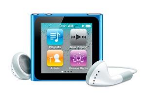 El iPod Nano se actualiza 1