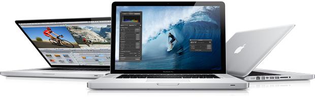 Patente con proyector laser en una MacBook 9