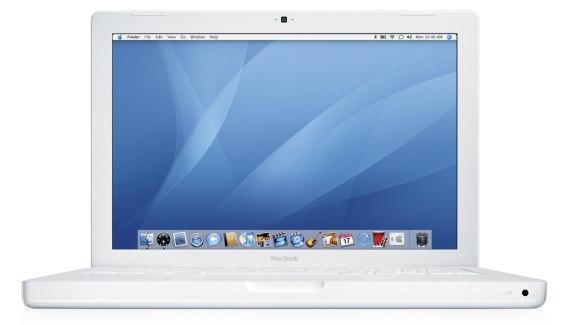 ¿Podría desaparecer el MacBook Blanco? 1