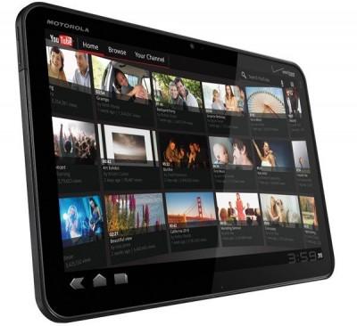 Motorola nuevamente ataca a Apple en el más reciente comercial de su tablet Xoom 8