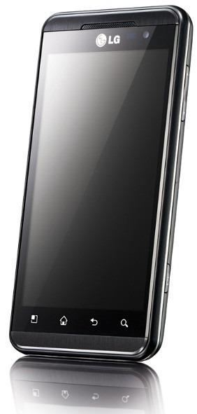 LG quiere superar al iPad, con la línea Optimus 5