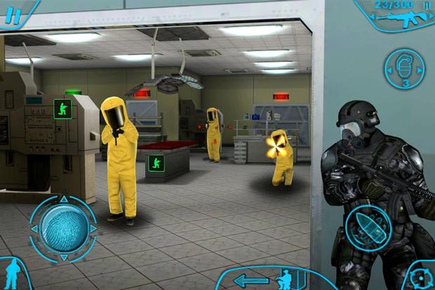 Gameloft muestra las primeras imágenes del juego para iOS de las aventuras de  Tintín 10