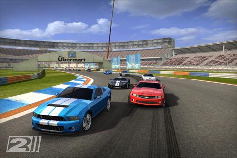 Real Racing 2 se actualiza a la versión 1.02 1
