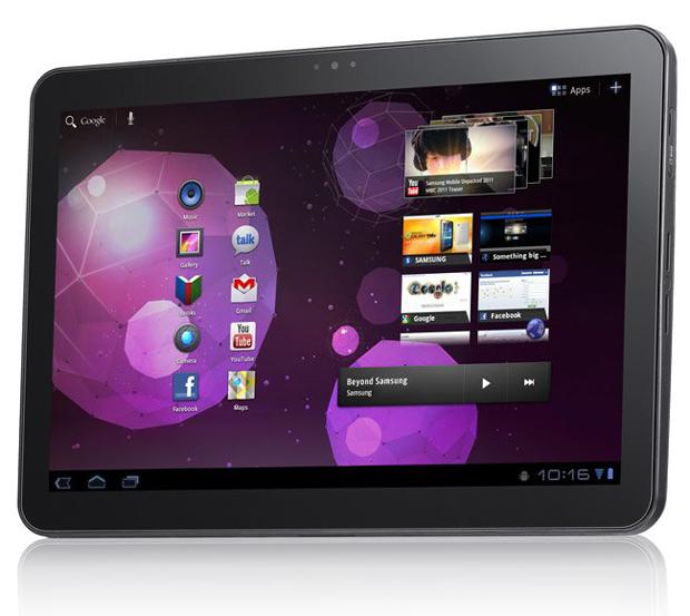 La segunda generación de la tableta de Samsung recibe el nombre de Galaxy Tab 10.1 2