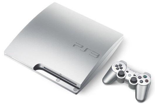 Nueva PS3 en color plata satinado 160 y 320 GB 1