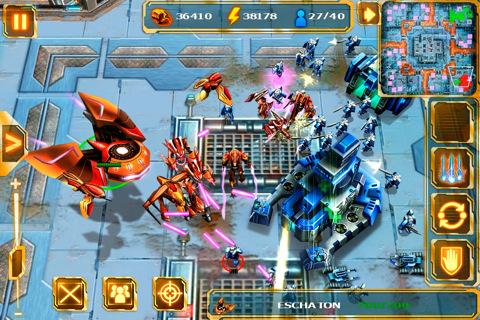 Gameloft presenta el primer Teaser de N.O.V.A 3 4