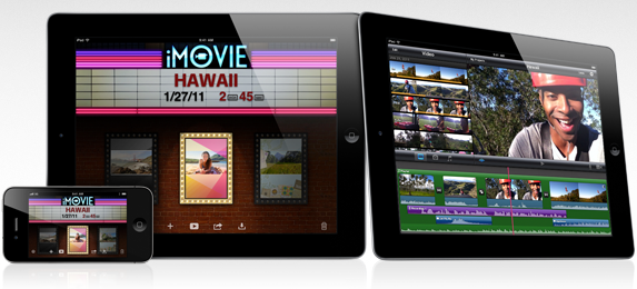 iMovie, FaceTime y Photo Booth llegaran al iPad 2 11