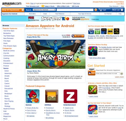 Se repite la historia, Apple demanda a Amazon por usar el nombre App Store en su tienda 10