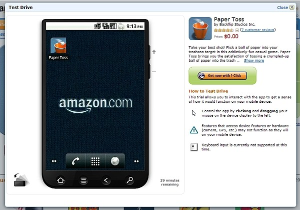 Se repite la historia, Apple demanda a Amazon por usar el nombre App Store en su tienda 9