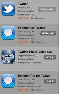 La App Store nos recuerda que aplicaciones hemos comprado 2