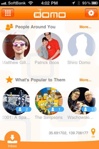 Encuentra personas con tus mismas aficiones, gracias a Domo 2