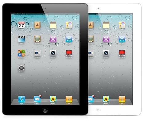 Cámaras del iPad 2 vs Motorola Xoom vs Galaxy Tab 2