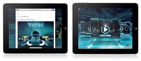 iAd hace su arribo al iPad 1