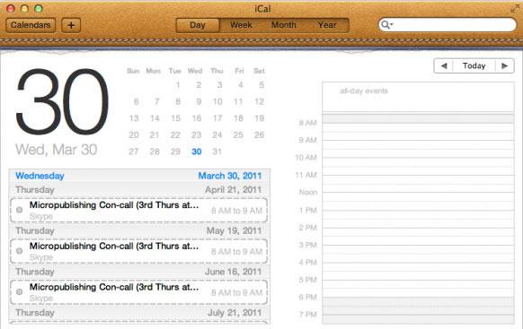 Apple lanza una probadita de Mac OS X Lion para desarrolladores 6