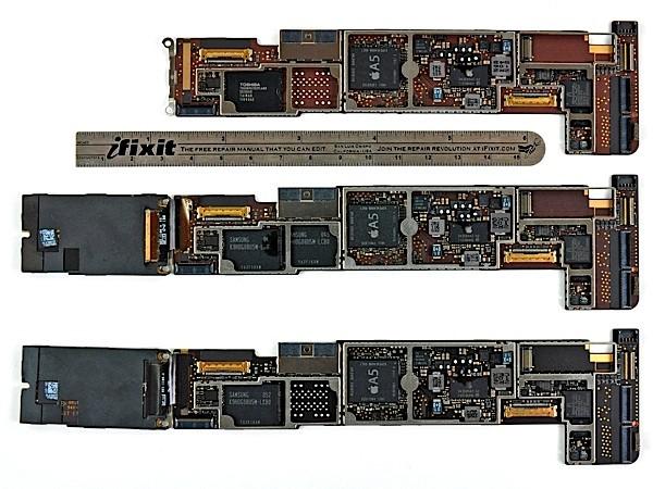 iFixit : Disección de iPod Shuffle 4ta generación 7