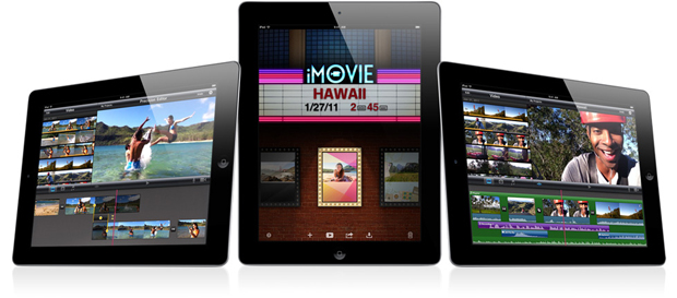 iMovie, FaceTime y Photo Booth llegaran al iPad 2 4